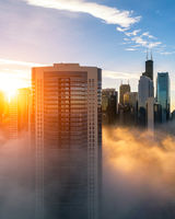 Chi Sunrise Fog; comments:10