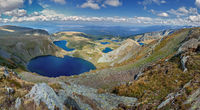 Циркусът на Рилските езера от Отовишки връх; comments:17