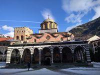 Рилски манастир; comments:1