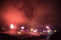 Посрещане на новата 2019г. в село Равногор, западни Родопи; comments:3
