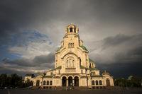 Александър Невски след дъжд; comments:2