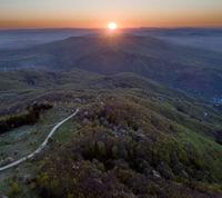 Vitosha Sunset; comments:1