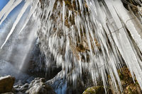 И зимата има своята красота - водопад Полска Скакавица; comments:8
