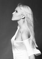 White Portrait; comments:4