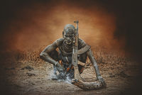 Warrior Mursi Warrior; comments:16