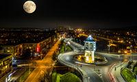 Супер луна в Димитровград; comments:1