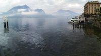 Bellagio - Albergo Genazzini & Metropole from Lake Como; No comments