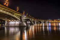 красивият мост Маргарет Будапеща; comments:10