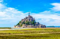 Прекрасният Мон Сен Мишел, Франция; comments:8