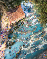 Saturnia, Toscana, Italy; comments:6