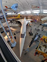 Concorde, Fox Alpha, Air France at the Steven F. Udvar-Hazy Center in Chantilly, VA; comments:5