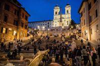 Площад Испания, Рим; comments:4