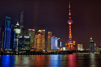 Glowing Shanghai; comments:6