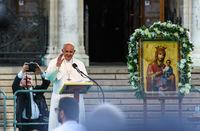 Папа Франциск; comments:5