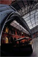 St Pancras International-London; comments:1