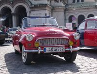 Харесах си кола на ретро парада :); comments:5