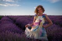 Lavender girl; comments:2