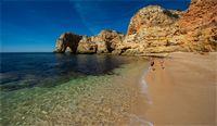 Marinha Beach,Portugal.; comments:10