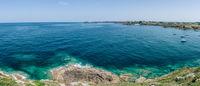 Една гледка към Ламаншът от Pointe de la Varde Франция !; comments:5