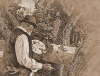 """Пол Сезан създава над 80 картини със ,,своята муза""""-планината Монт Сент Виктоар; comments:22"""