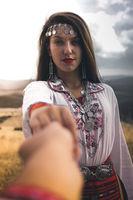 Slavic beauty; No comments