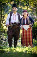 Пазители на традициите по време на фестивала.; comments:9