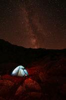 """""""Дом"""" - Рила планина през ноща; comments:4"""