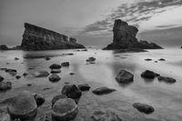 Черно-бяло спокойствие от синия час; comments:4