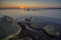 Изгрев над българското Черноморие.; comments:3