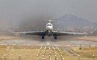 Рада Еър Ил-62М излита от летище Пловдив; comments:14