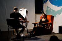 В студиото на художника; comments:2