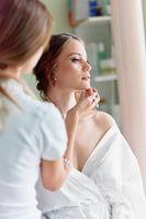 Wedding preparation; comments:5