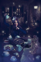Midnight Tea Party...; comments:11