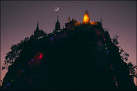 ~ Mount Popa At Dusk ~; comments:7