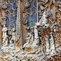 Sagrada Familia детайл~1882-2026; No comments