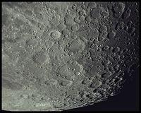 Южните райони на Луната около кратерите Тихо и Клавдий; comments:8