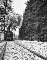 Парен локомотив в Румъния; comments:6