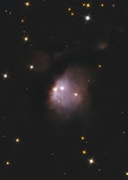 M78 - Casper the friendly ghost nebula / мъглявината; comments:6