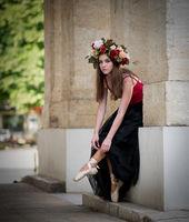 Балерина; comments:3