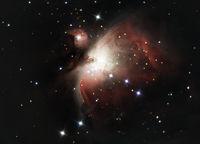 M42 и M43 - Голямата мъглявина в Орион; comments:9