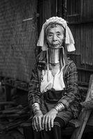 Жена от племето Падонг(Тайланд); comments:5