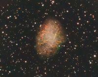 M1 - Ракообразна мъглявина; comments:7