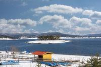 Зима на язовир Батак; comments:7