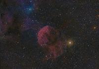 IC 443 Jellyfish Nebula; comments:11
