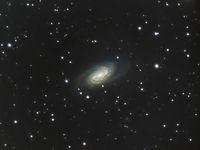 NGC 2903 - Спираловидна галактика в съзвездието ЛЪВ; comments:7