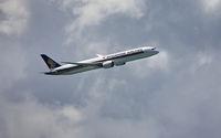 B-787 на Singapore Airlines; comments:2