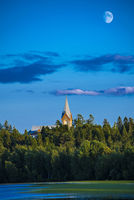 The church,Kitee , Finland; comments:1
