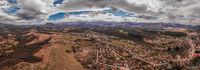 Панорама над Априлци и балкана.; comments:5