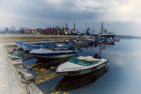 The port of Sozopol - 06:57:11pm; comments:7