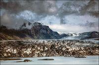 ~ Skaftafellsjökull Glacier ~; comments:8